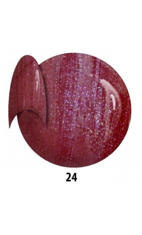Nailish гель лак 24