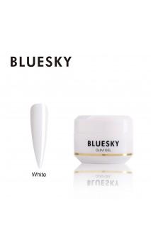 Bluesky Gum gēls White 15ml