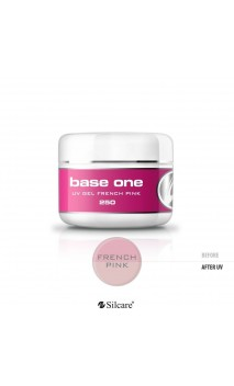 Silcare French Pink gēls 250g