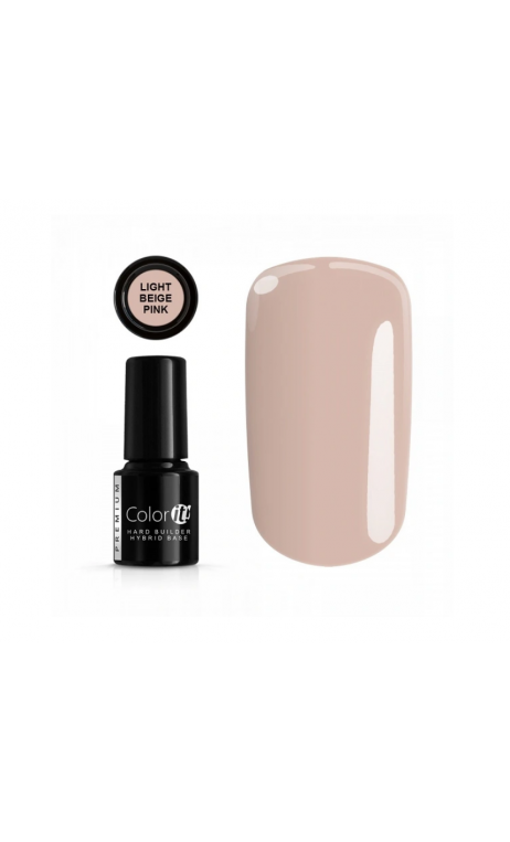 Silcare Premium Light Beige Pink базовое покрытие