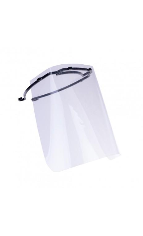 Защитная маска для лица пластиковая