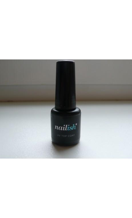 Nailish верхнее покрытие гель лака 9 гр