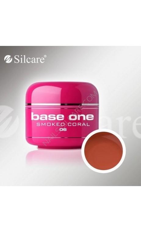 Цветной гель Silcare 5 г 06