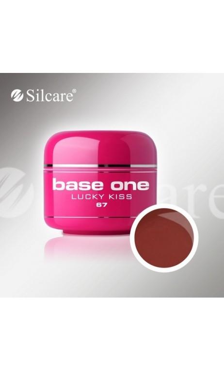 Цветной гель Silcare 5 г 67