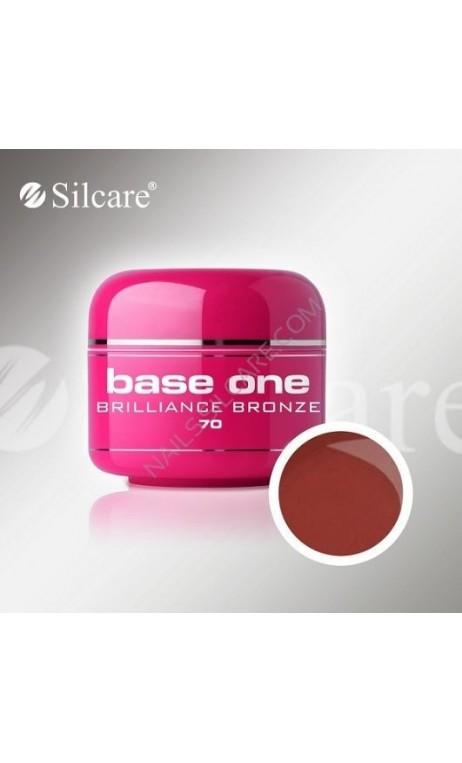 Krāsainais gēls Silcare 5g 70